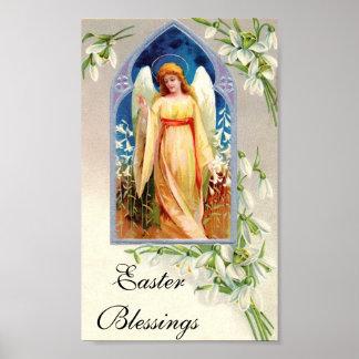 Poster: Easter Blessings Poster