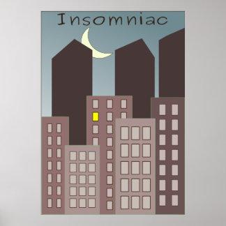 Poster: Insomniac