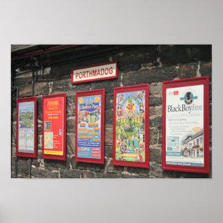 Poster Line