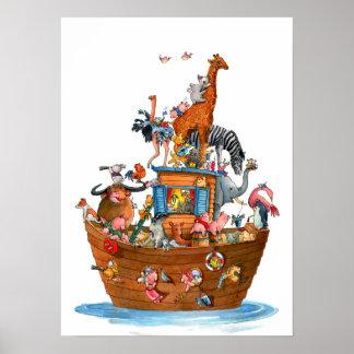 """Poster """"Noah's Arc"""""""