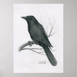 Poster of Cambodian Bird 4 by Vannak Anan Prum