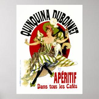Poster/Print: Quinquina Dubonnet  - Jules Cheret Poster