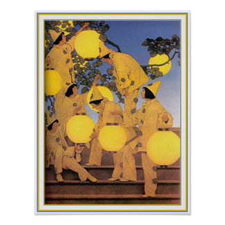 Poster/Print: The Lantern Bearers