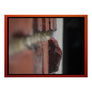 Poster - Red Brick