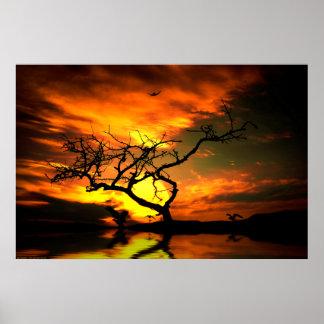 Poster-Sunset-3 Poster