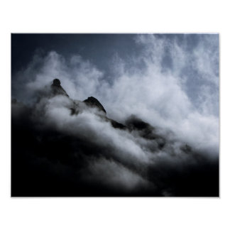 Poster – Swiss Alps