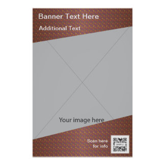 Poster Template Generic Fall Foliage