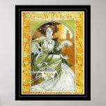 Poster Vintage Art Alphonse Mucha Posters