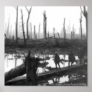 Poster / WWI / Australian Troops