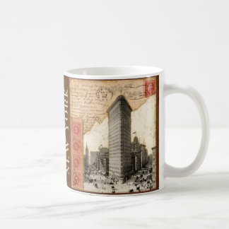 Postmark, New York Coffee Mug