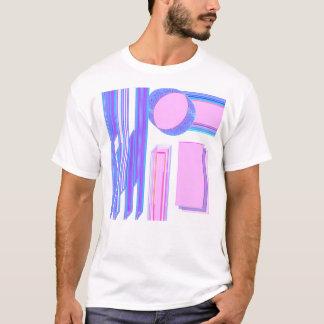 Postmodern Net Art 3D 2D Design Shirt