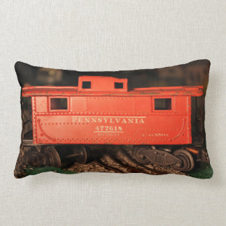 Postwar Lionel Trains Caboose Pillow