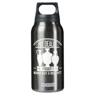 Pot Dealer Psst Wanna Buy A Nice Pot Shirt Insulated Water Bottle