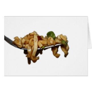 Pot Noodle Card