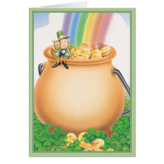 Pot O' Gold © Card