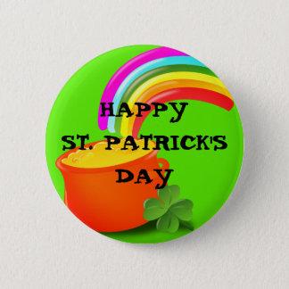 Pot O' Gold St Patrick's Day Pin