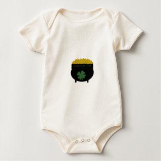 Pot Of Gold Baby Bodysuit