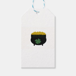 Pot Of Gold Gift Tags