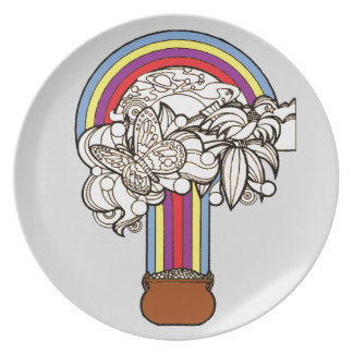 Pot of Gold Plate