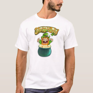 Pot of Gold Tommy T-shirt