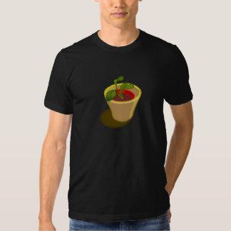 Pot Plant Mens T-Shirt