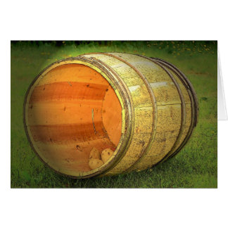 Potato Barrel Card