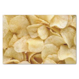 """Potato Chip tissue paper 10"""" X 15"""" Tissue Paper"""