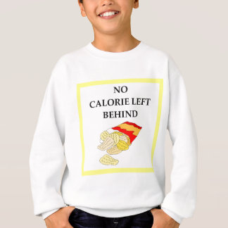 potato chips sweatshirt
