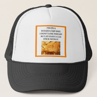 POTATO CHIPS TRUCKER HAT