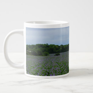Potato Field Summer 2016 Large Coffee Mug