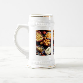 Potato Foods Beer Stein