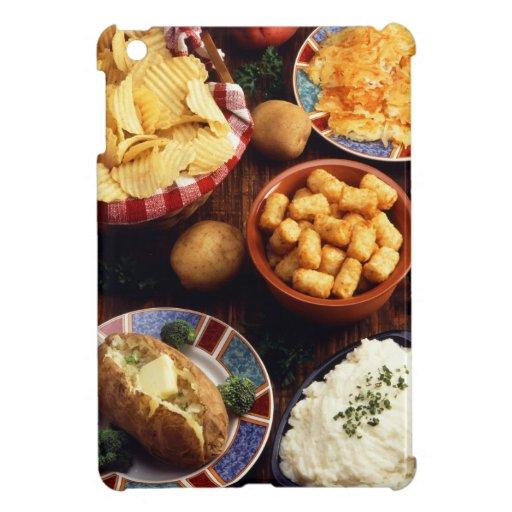 Potato Foods Cover For The iPad Mini