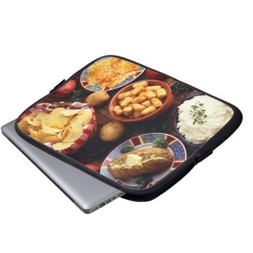 Potato Foods Laptop Sleeve