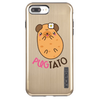 Potato Pugtato Incipio DualPro Shine iPhone 8 Plus/7 Plus Case