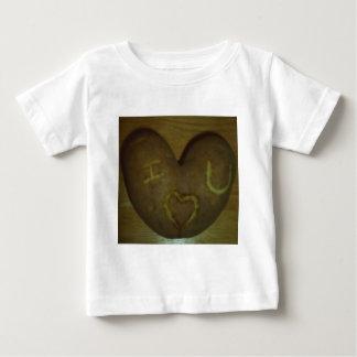 POTATOE HEART T SHIRT