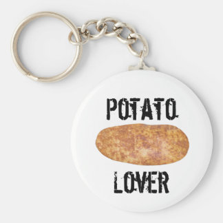 Potatoes Series Key Ring