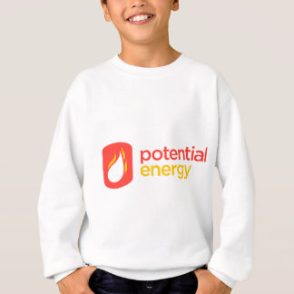 Potential Energy Two-Row Logo T Shirt