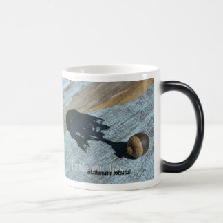 """Potential"" Magic Image Revealing Mug"
