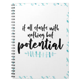 Potential Quote Notebook