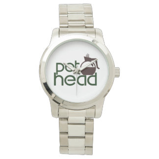 Pothead Wrist Watches