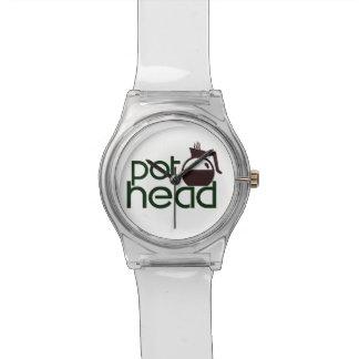Pothead Wristwatch