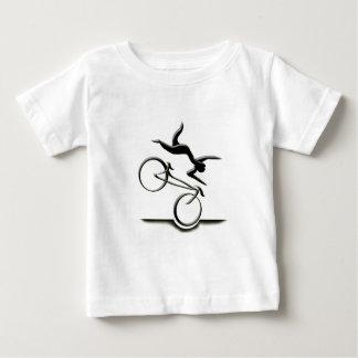 potholing for agrophobics baby T-Shirt