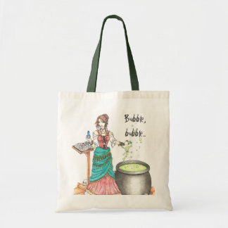 Potions Mistress Trick or Treat Bag