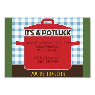 Potluck Card