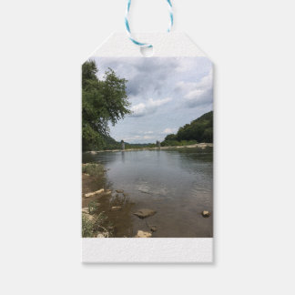 Potomac River through Harpers Ferry, WVA Gift Tags