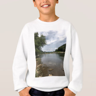 Potomac River through Harpers Ferry, WVA Sweatshirt