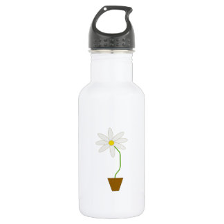 Potted Plant 532 Ml Water Bottle