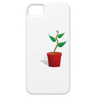 Potted Plant iPhone 5 Cases