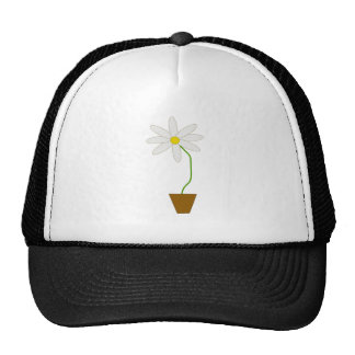 Potted Plant Trucker Hats