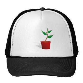 Potted Plant Trucker Hat